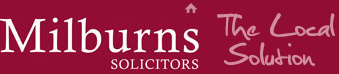 Milburns Solicitors Logo